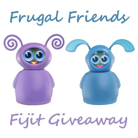 pininterest frugal friendship enter the frugal friends fijit giveaway 2 lucky winners learning