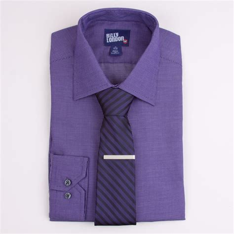 rock the deuce shirt and tie combo modern dress shirt