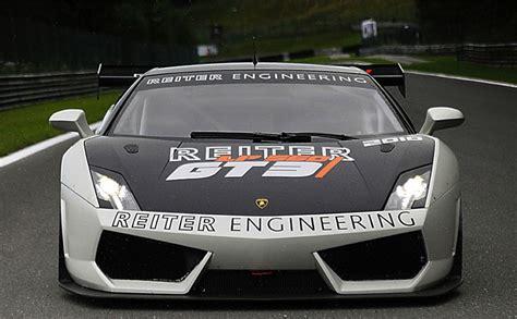 Lamborghini Gallardo Lp560 Gt3 Reiter Lamborghini Gallardo Lp560 Gt3 Detailed Autoevolution