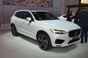 Volvo Xc60 Resale Value Ny Show 2018 Volvo Xc60 Looks Doomed For Success