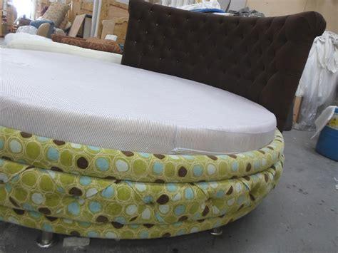round bed mattress round foam mattress