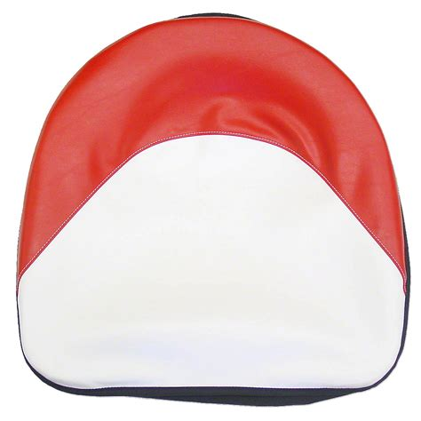 tractor seat cushion mis006dr and white tractor seat cushion for massey