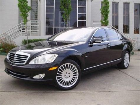 Clean Matic Window Kit 001 sell used 2003 mercedes s class s430 no reserve