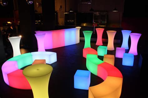 led furniture light it up with glowmi canadianspecialevents