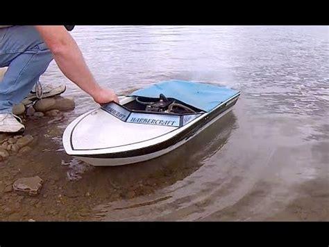custom remote control boats rc cwr one big rc boat 1 5 scale ish custom built