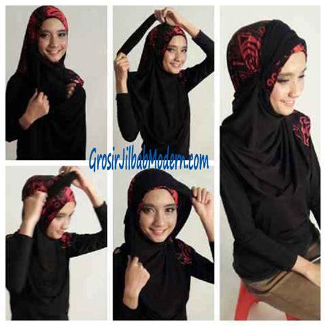 Jilbab Segi Empat Sutera Branded Polos Cantik Trendi Termurah cara pemakaian jilbab syria grosir jilbab modern