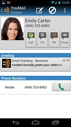 youmail apk youmail visual voicemail apk free android app appraw