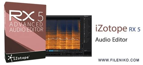 Izotope Rx 5 Advanced دانلود izotope rx 5 advanced 5 01 184 ترمیم و بازسازی فایل های صوتی فایل نیکو