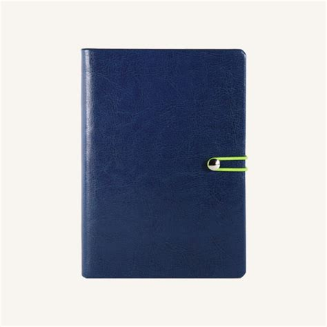 2016 Pu Wallet Blue Intl 2017 executive diary a5 blue version