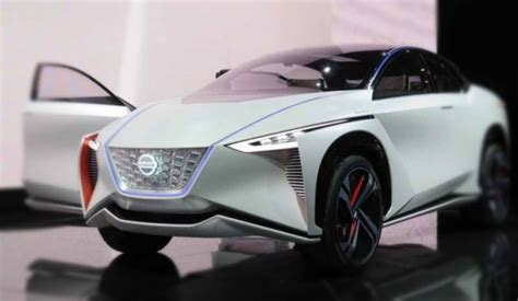 Nissan Imx 2020 by 2020 Nissan Imx Is The New Futuristic Suv Nissan Alliance