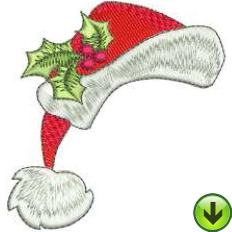 design own xmas hat santa hat embroidery design embroidery designs loralie designs
