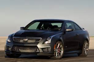 Cadillac Ats V Sedan Gm Publishes 2016 Cadillac Ats V Order Guide Gm Authority