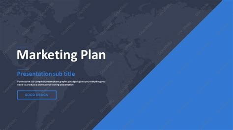 blue template strategy goodpello