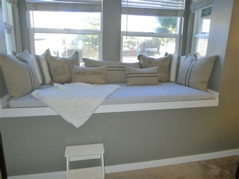 custom leather window seat cushions custom bay window seat spotlats