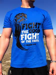 fight coveredntheword christian t shirts