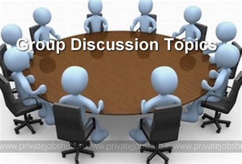 Recent Gd Topics For Mba by Discussion Topics 2018 With Answers Pdf For