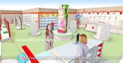 arredo per bambini arredamento negozi per bambini effe arredamenti