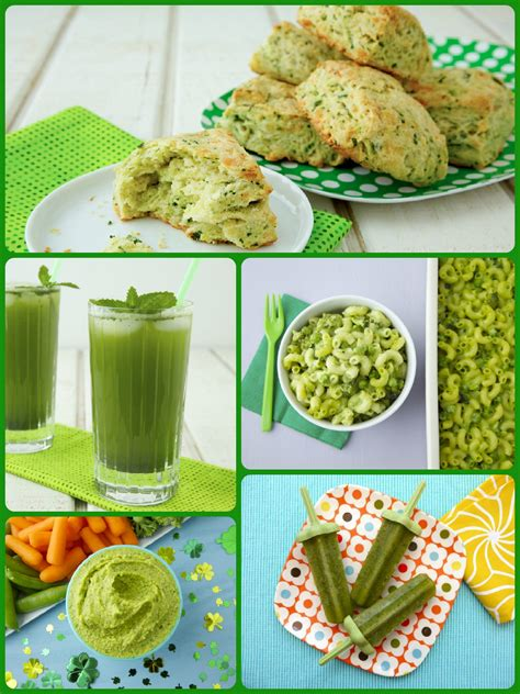 green cuisine 23 dye free st s day recipes weelicious