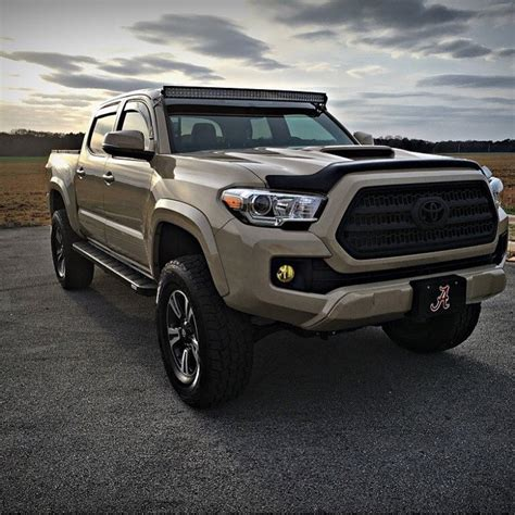 2016 toyota tacoma light warrior products tacoma accessories parts and