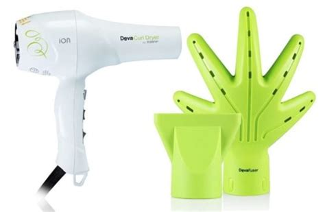 Devacurl Devafuser Hair Dryer Diffuser Green deva curl hair dryer best ionic hair dryer which one you
