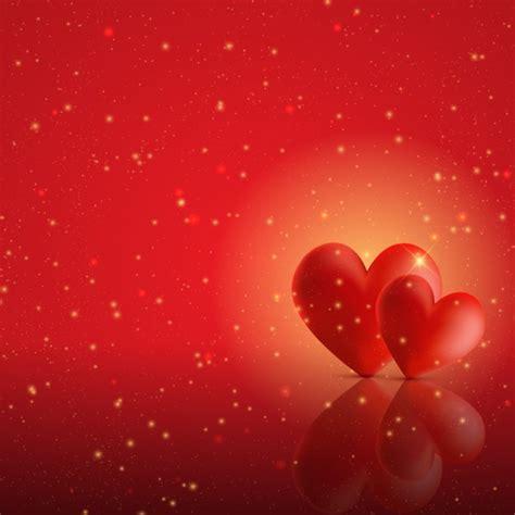de corazones rosas y rojos sobre un fondo blanco imagenes sin corazones realistas en un fondo brillante rojo descargar