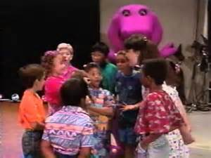 barney the backyard rock with barney episode 8