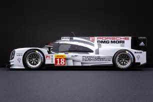 Porsche F1 2015 Porsche 919 Hybrid Battles Audi R18 E Quattro On