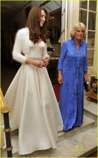 style miroir kate middleton second dress