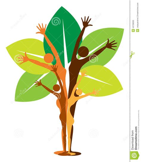 Family Tree Concept Stock Vector Image Of Beautiful 43739030 Family Tree Concept Stock Vector