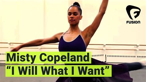 misty copeland yoga quot i will what i want quot how misty copeland beat the ballet