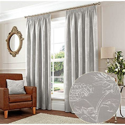 modern pencil pleat curtains 1000 ideas about silver grey curtains on pinterest