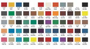 delta colors delta ceramcoat color chart car interior design