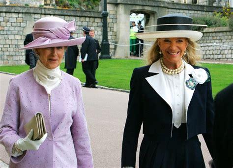 Wedding Blessing Kent by Princess Michael Of Kent And Princess Alexandra Attending