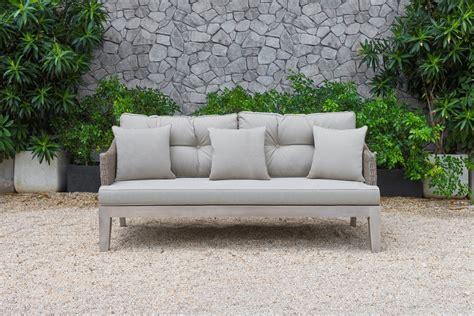 sectional vs sofa set renava coronado outdoor beige sofa set outdoor