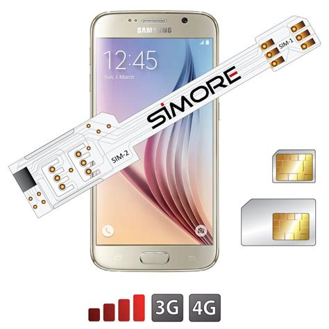 sim card template for samsung s6 wx galaxy s6 dual sim card adapter for samsung galaxy