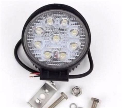 12 volt tractor work lights 1224v 27w led tractor work lights for sale in tubbercurry
