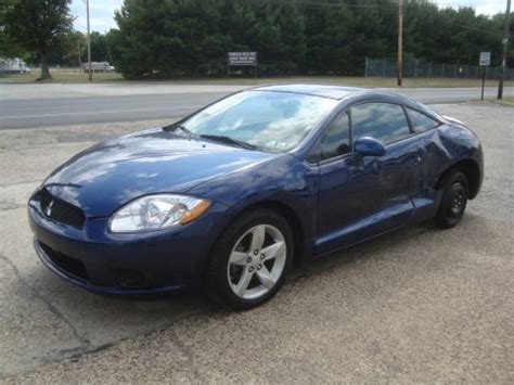 mitsubishi eclipse | wrecked sport cars for sale