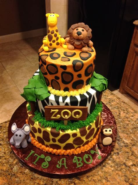 Zoo Baby Shower Ideas by 25 Best Ideas About Zoo Baby Showers On