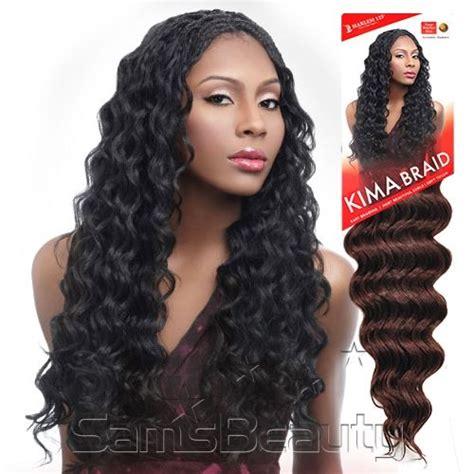 harlem125 synthetic hair braids kima braid brazilian twist harlem125 synthetic hair braids kima braid ocean wave 20