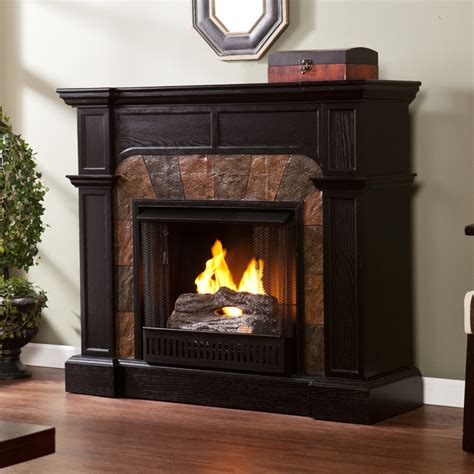 Fireplace Overstock by Upton Home Hollandale Gel Fuel Fireplace