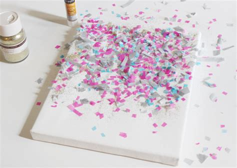 canvas crafts for craftaholics anonymous 174 craft confetti canvas