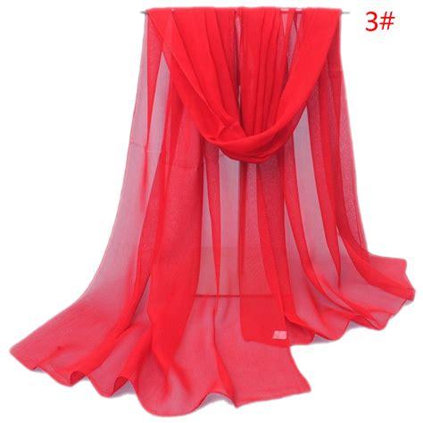 pashmina chiffon import new fashion soft wrap shawl chiffon silk