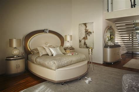 4 piece king bedroom set overture glamour 4 piece king bedroom set in ivory pearl