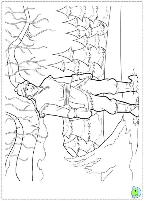 frozen cast coloring pages all frozen cast coloring page pictures to pin on