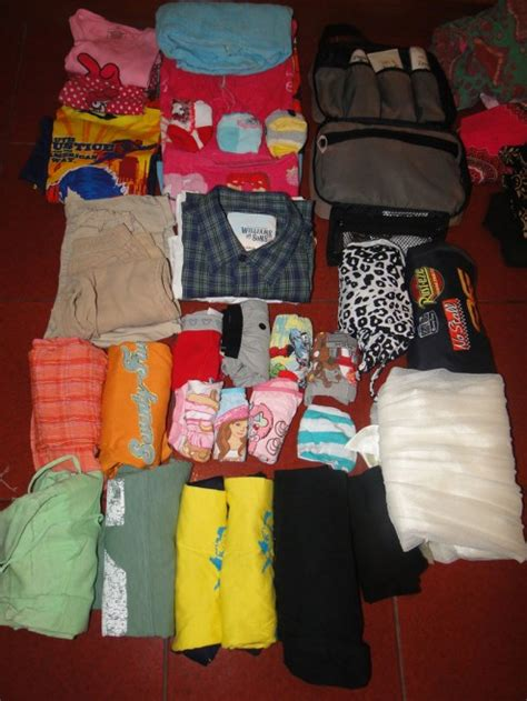 Sepatu Anak Lu Valteri Hitam how to pack for 5 14 days of family trip liburkeluarga