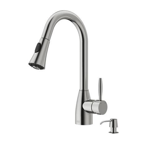 vigo single handle pull out sprayer kitchen faucet with vigo single handle pull out sprayer kitchen faucet with