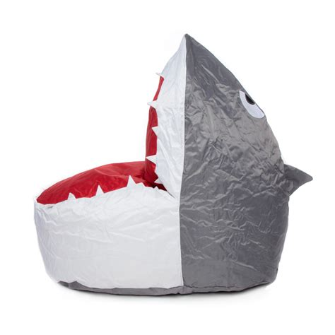 bean bag shark bean bag