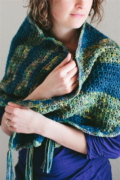 free pattern the power of a prayer shawl the firefly hook