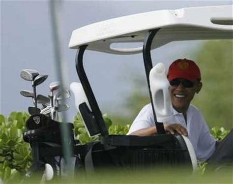 obama s vacation obama s vacations of any president bush racked up the