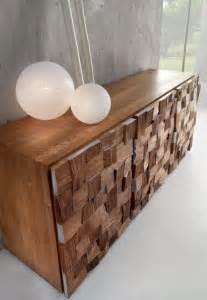 Wooden furniture design ideas solid oak blocks scando collection by